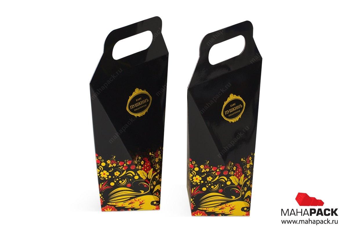 дизайнерские пакеты для ресторана