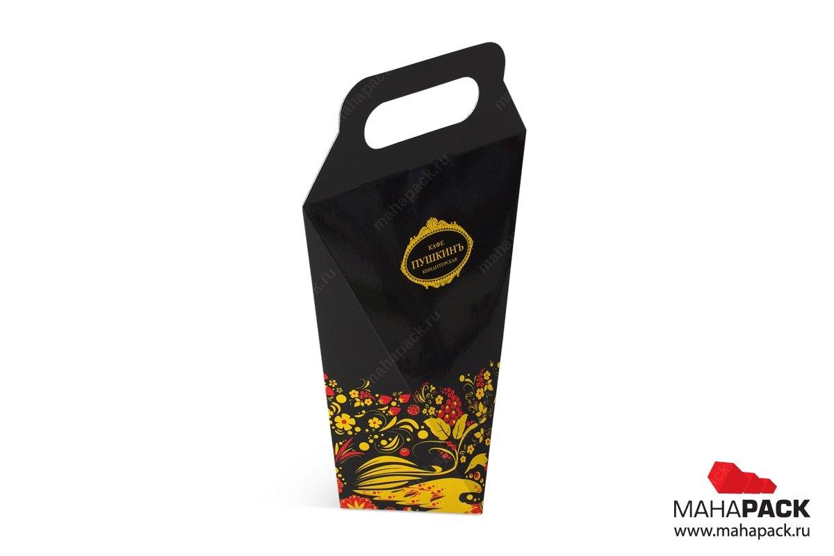 дизайнерские пакеты для кафе