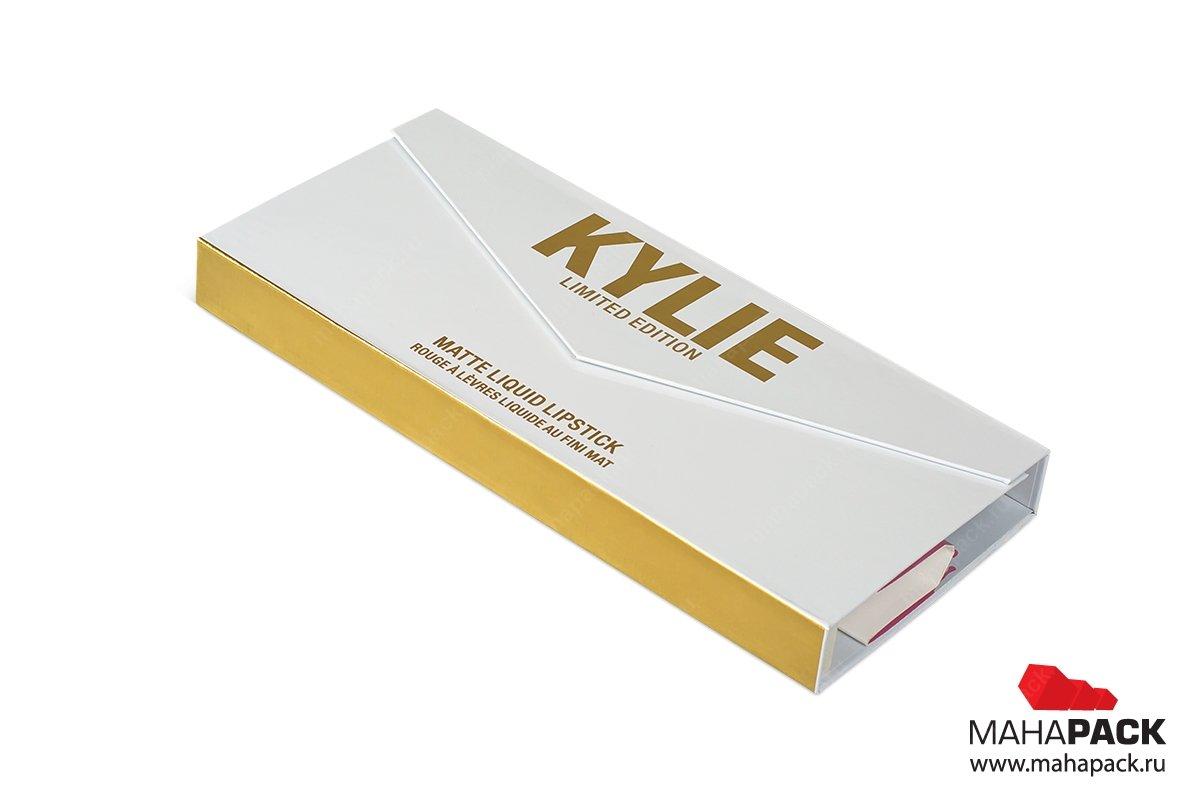 производство упаковки для косметики - коробка-трансформер