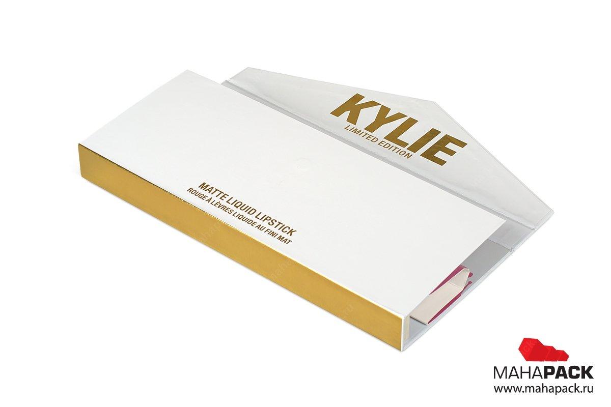 заказать упаковку с логотипом для подарочного набора на 8 марта