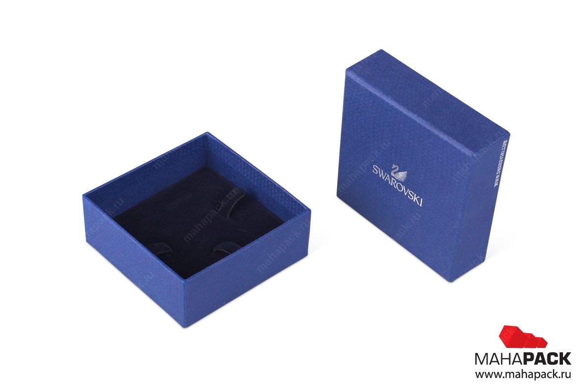 подарочная ювелирная упаковка большим тиражом