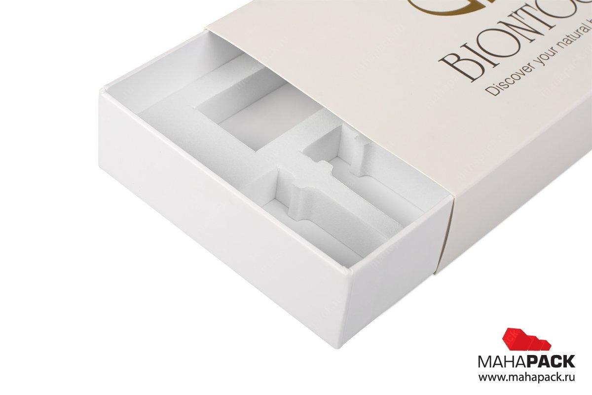 бизнес упаковка - коробка-пенал