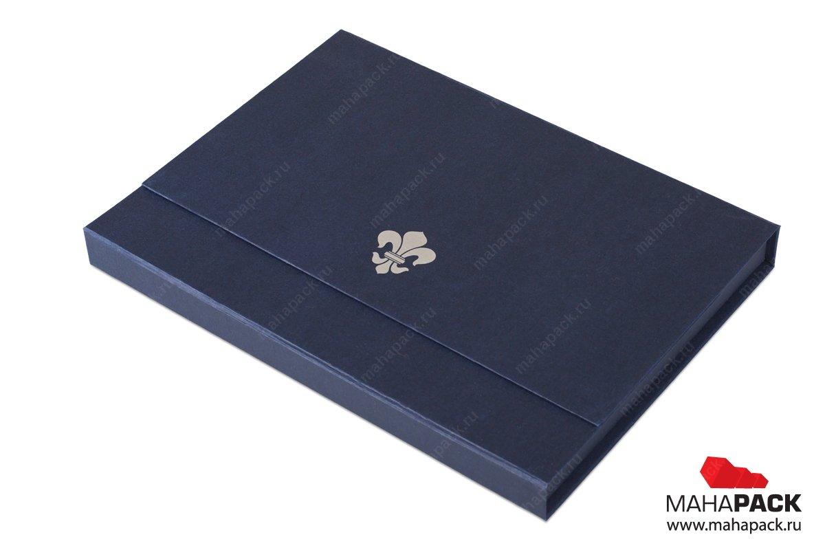 подарочная упаковка для флешки на магните