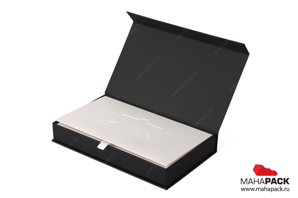 подарочные коробки производство с клапаном на магните