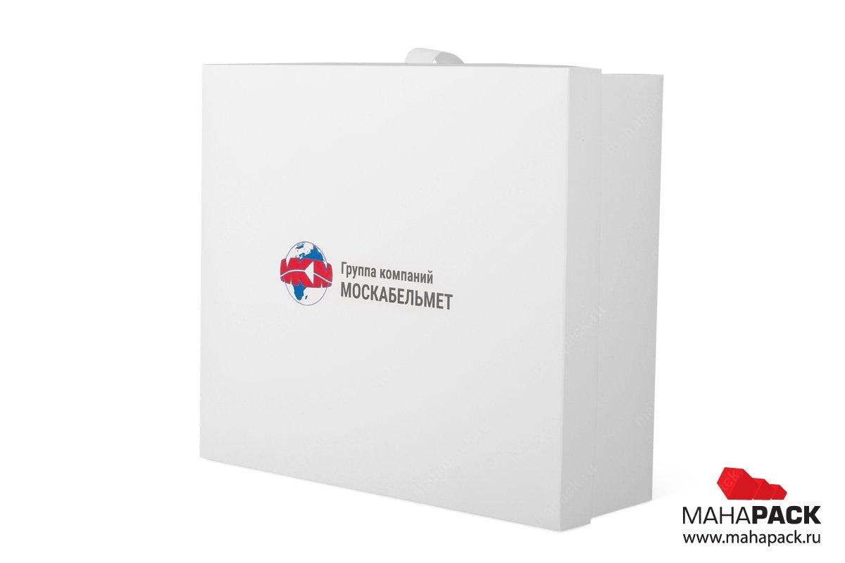 изготовление подарочной коробки самосборной