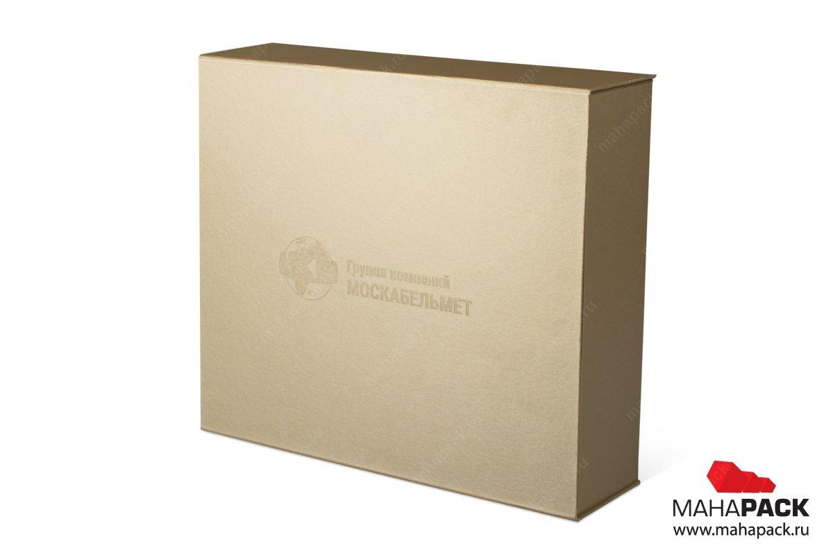 подарочные упаковки - коробки с клапаном на магните