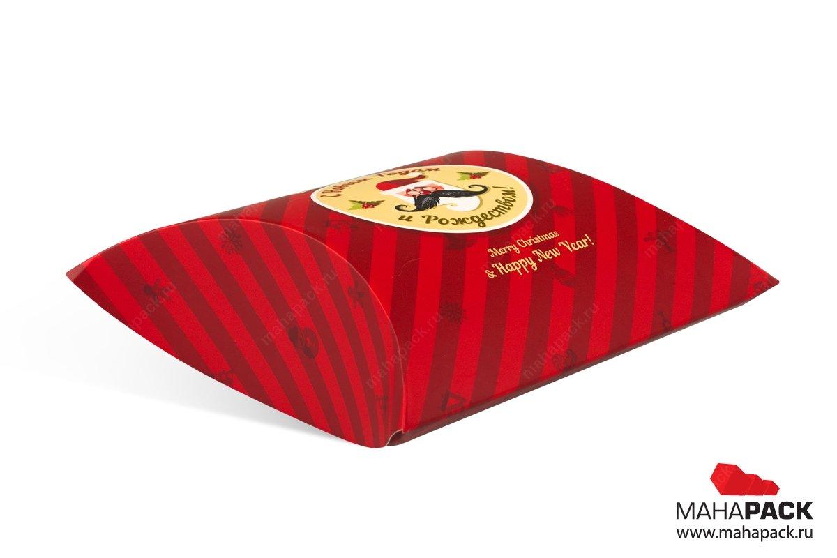 изготовление коробок из картона для сувениров