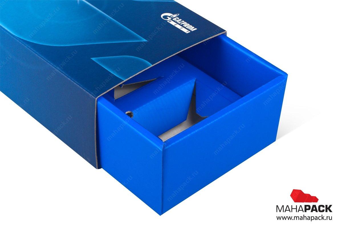 производство упаковки с картонным ложементом
