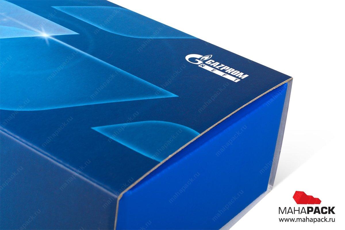изготовление коробок для сувениров с логотипом