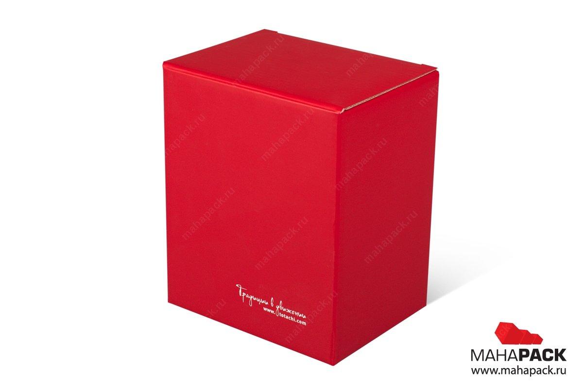 изготовление коробочки