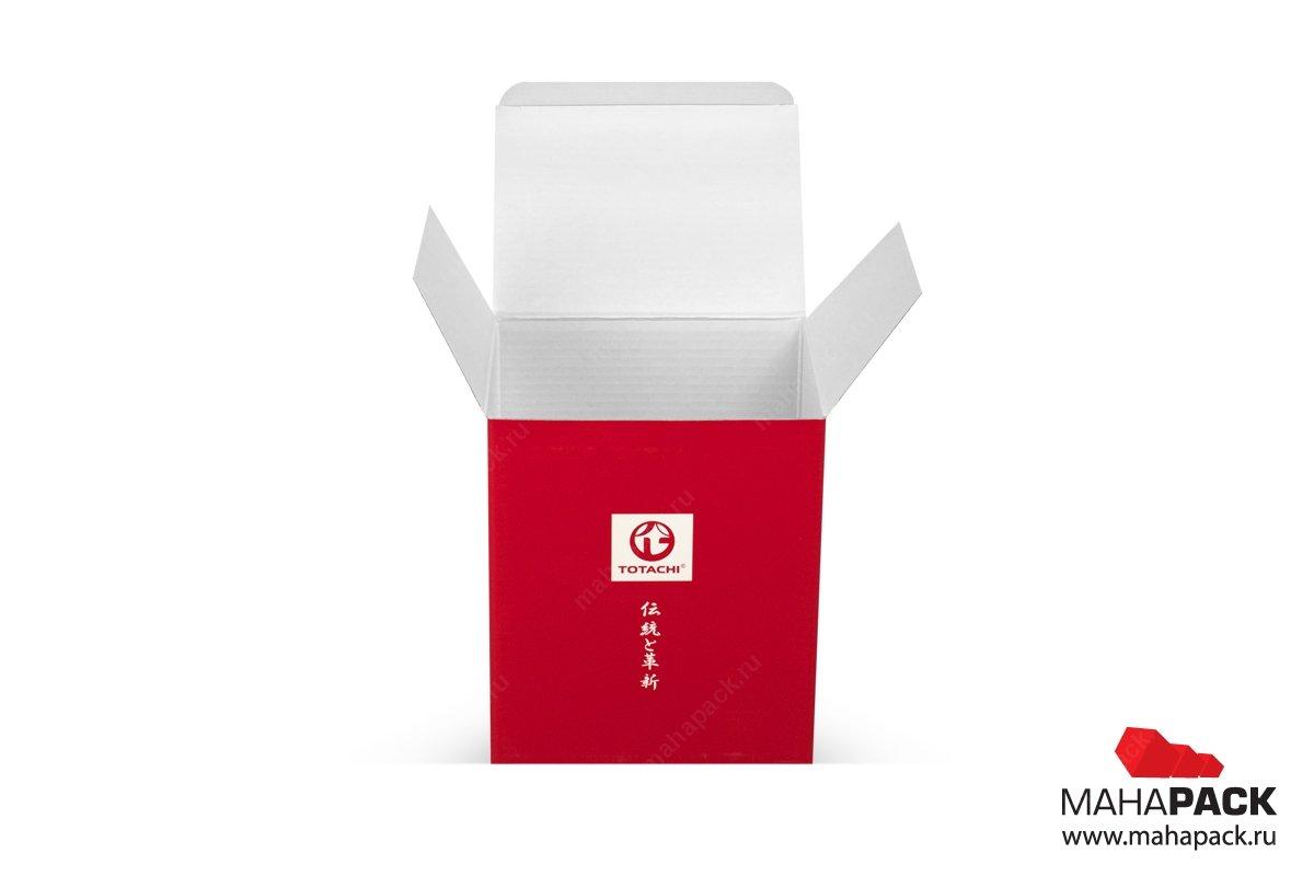 упаковка с логотипом на заказ