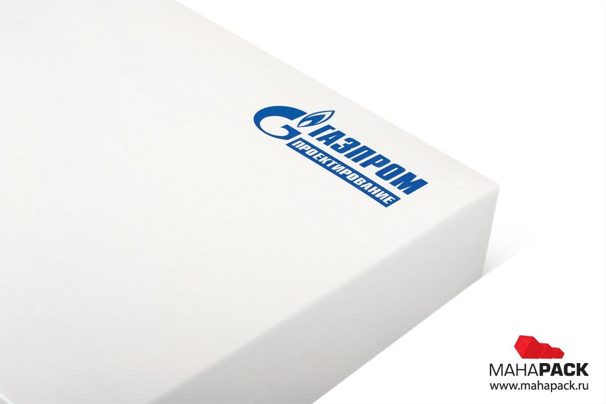 коробки для подарков с логотипом
