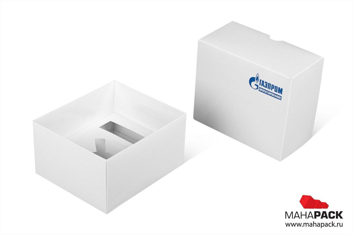 коробки с ложементом для корпоративных подарков