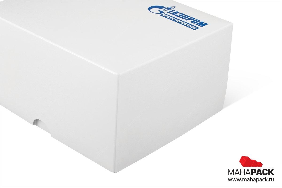 коробки с логотипом для корпоративных подарков