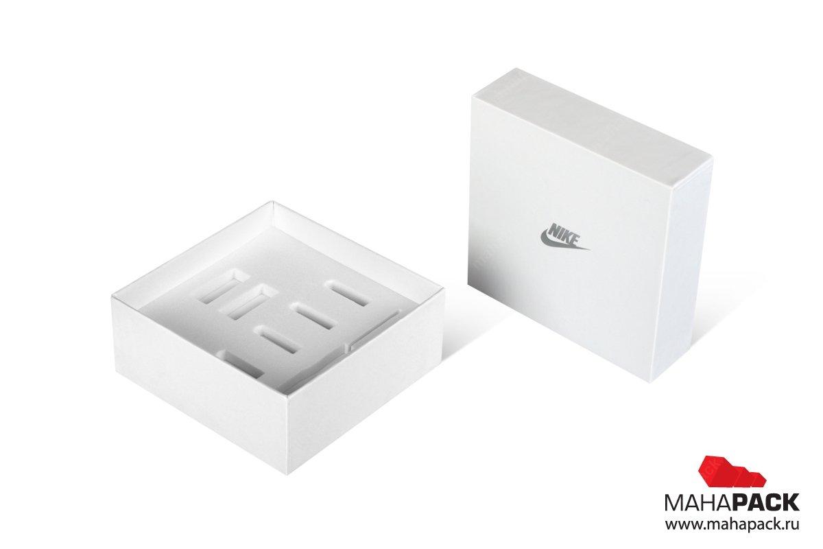изготовление подарочных коробок на заказ с ложементом