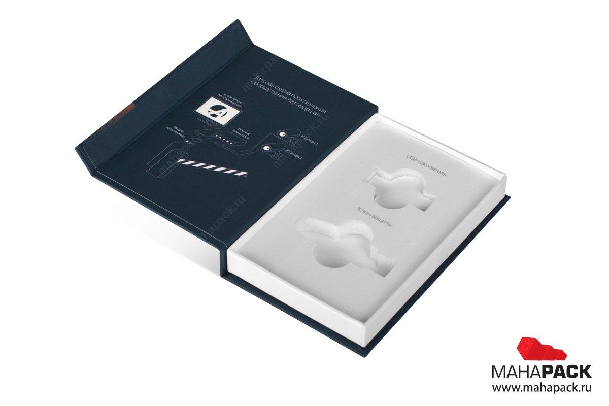 изготовление футляров книг для флешек
