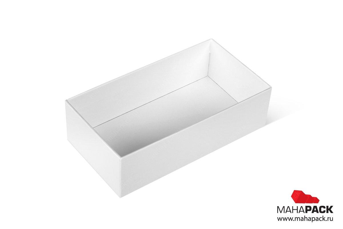 бизнес-упаковка - коробка крашыка-дно