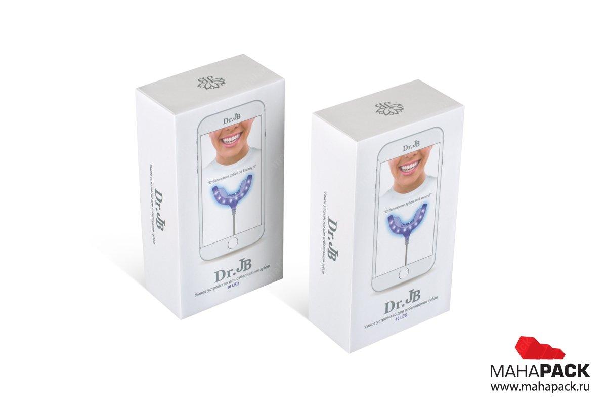 корпоративная упаковка для медицинского прибора