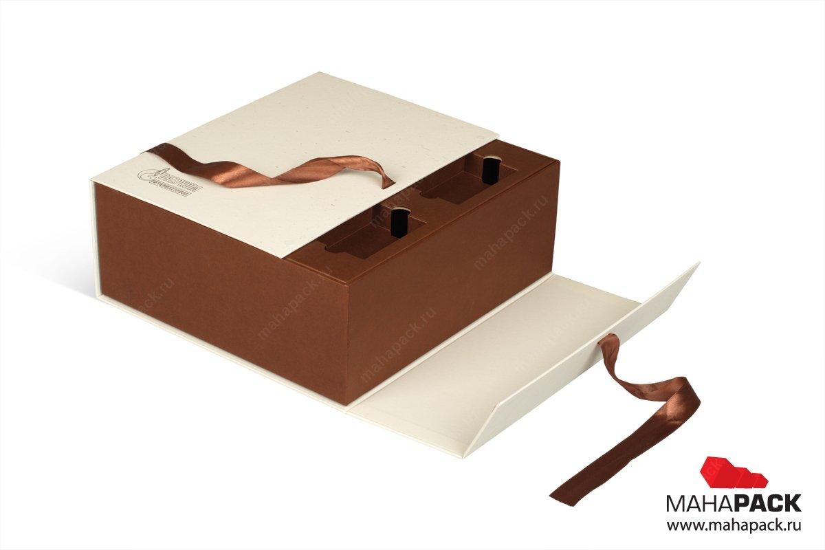 эксклюзивные коробки для корпоративных подарков