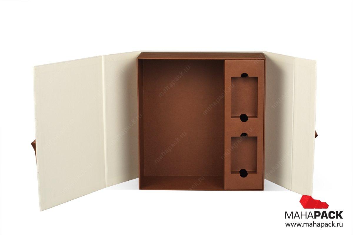 коробки для корпоративных подарков с ложементом