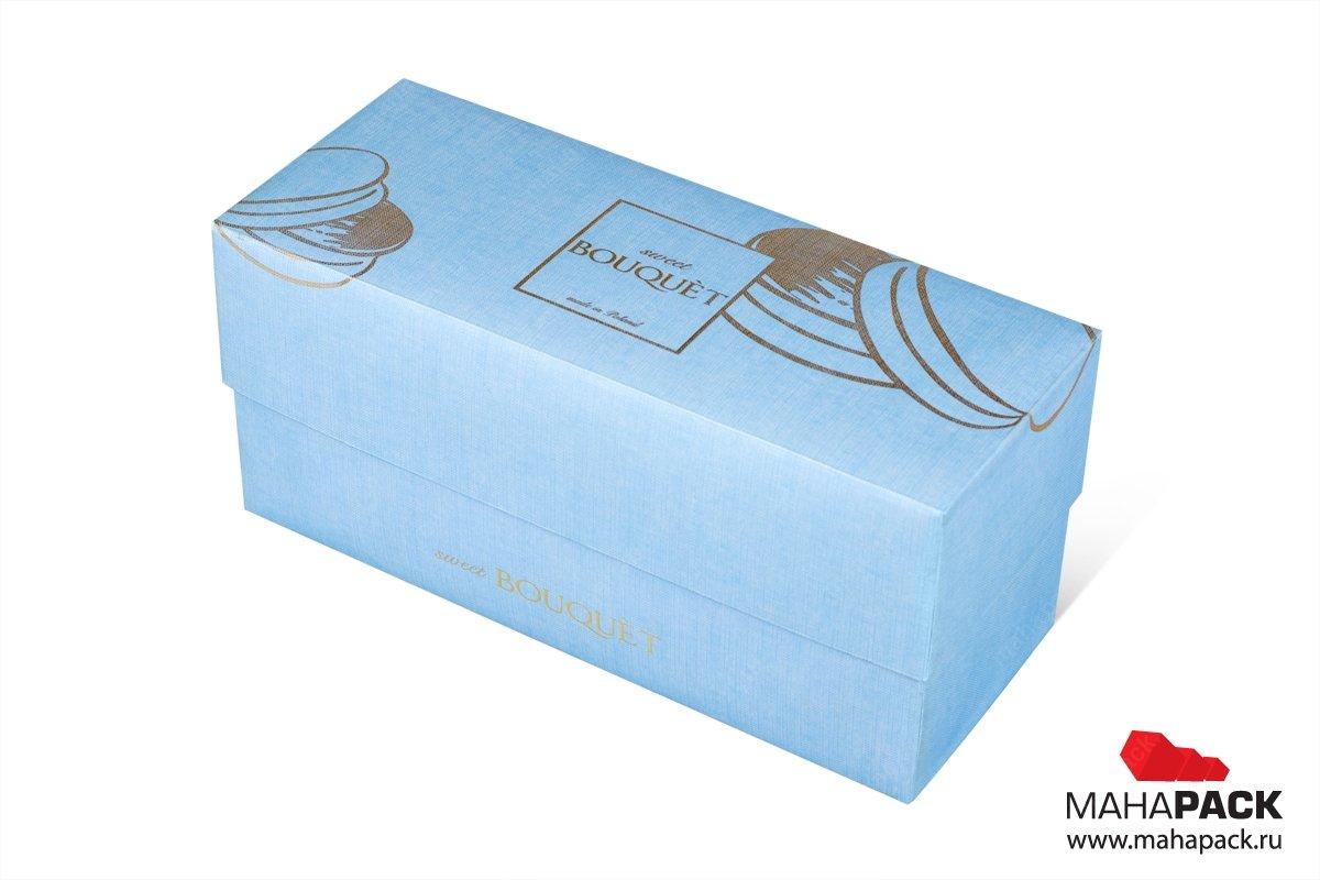 заказать подарочные коробки для цветов