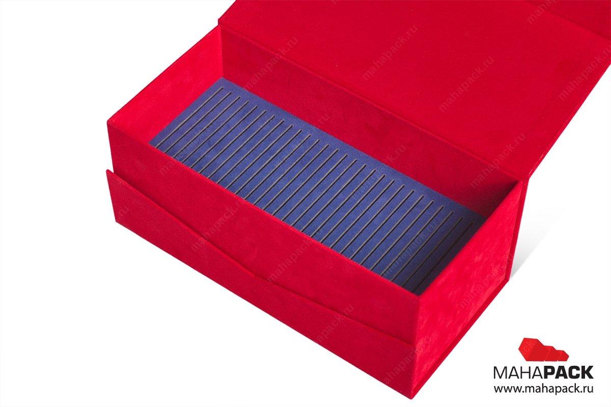 коробочка подарочная с ложементом