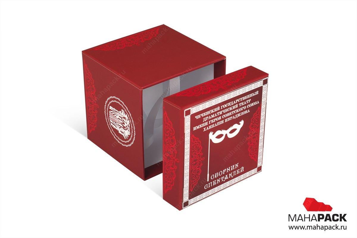 подарочные коробки - изготовление большим тиражом