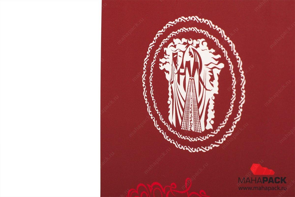 изготовление коробок подарочных с логотипом