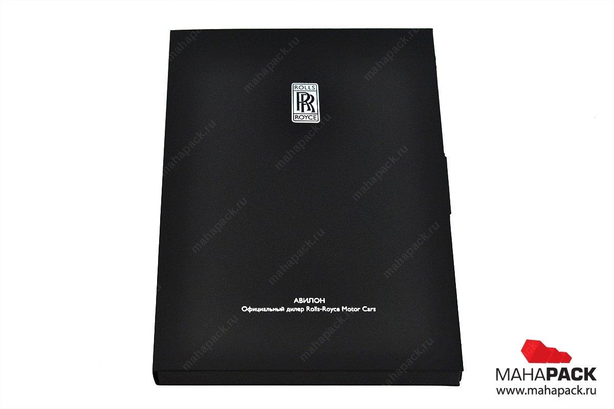 Элитная упаковка для пластиковой карты