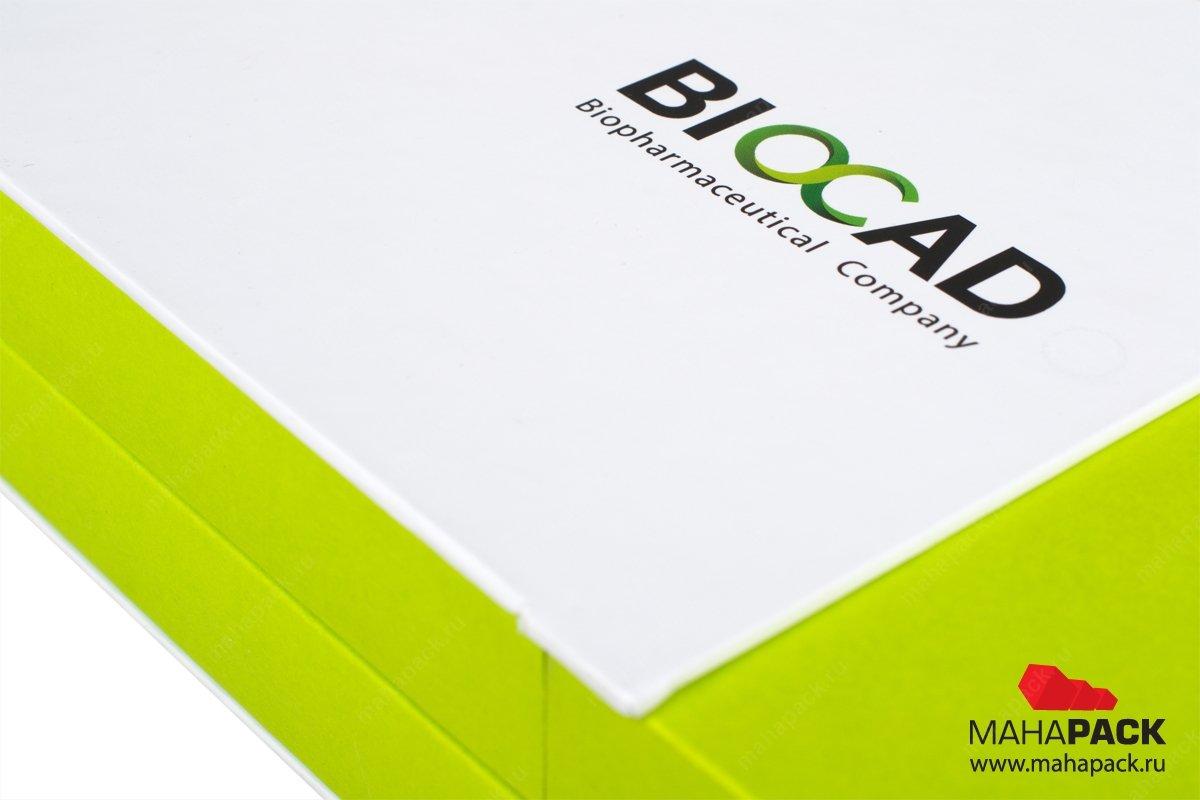 производство коробок на заказ с логотипом