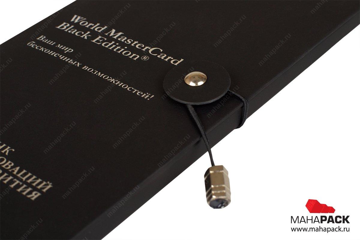 vip упаковка из дизайнерского картона