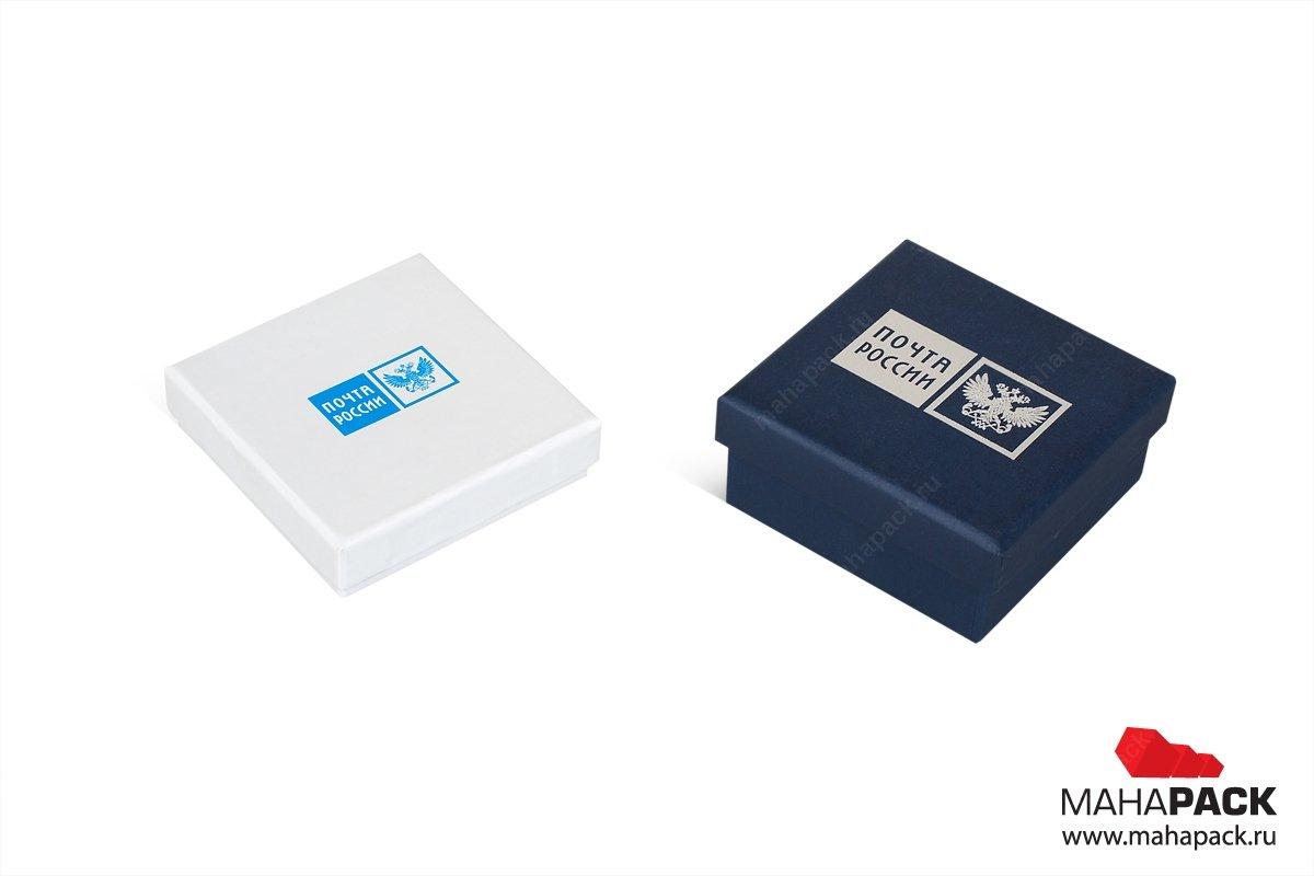 Коробка крышка-дно для ювелирных украшений в наборе