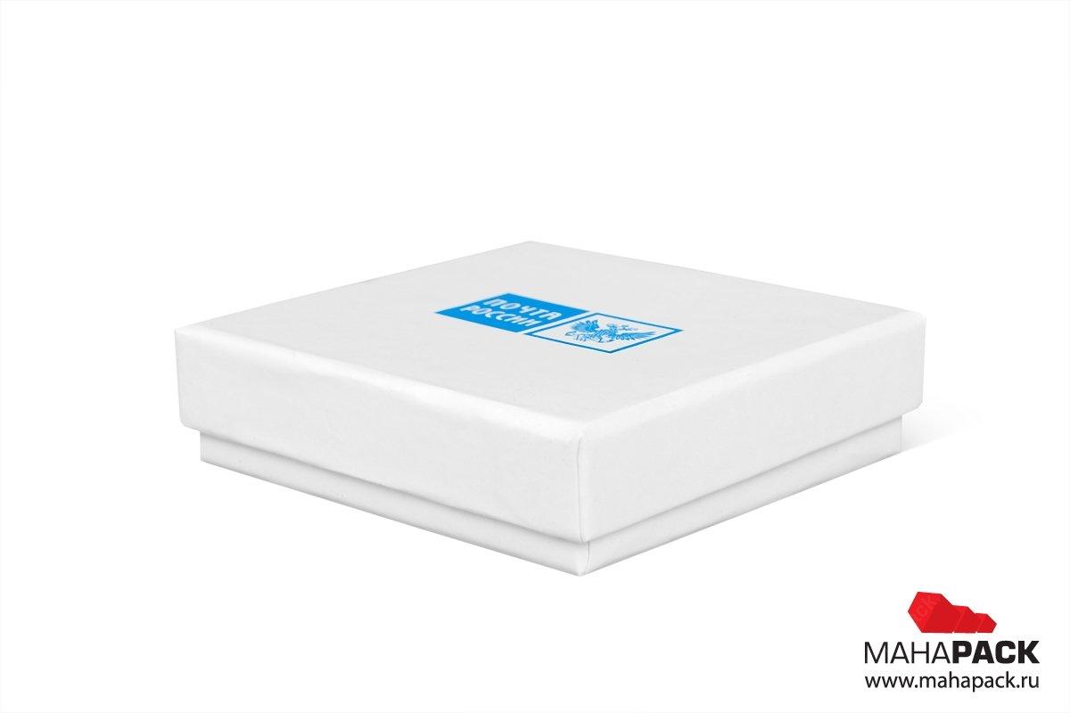 Коробка крышка-дно для ювелирных украшений - значков