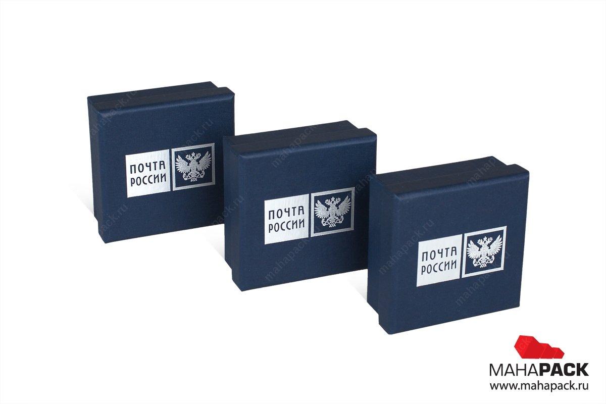 кашированная упаковка для ювелирных изделий
