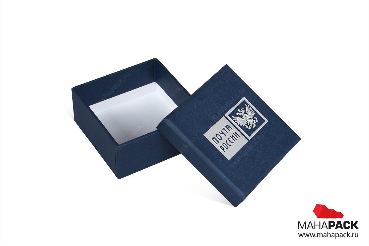 ювелирная упаковка для значков с ложементом
