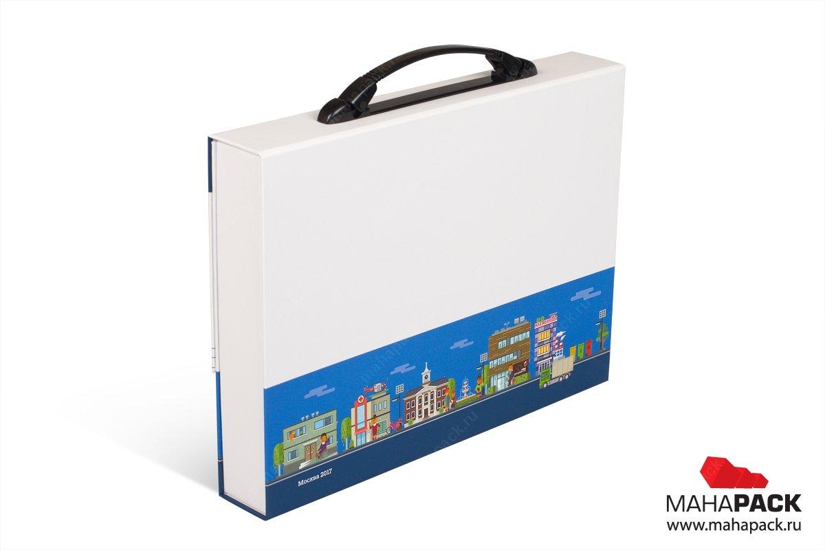 портфели для образцов продукции