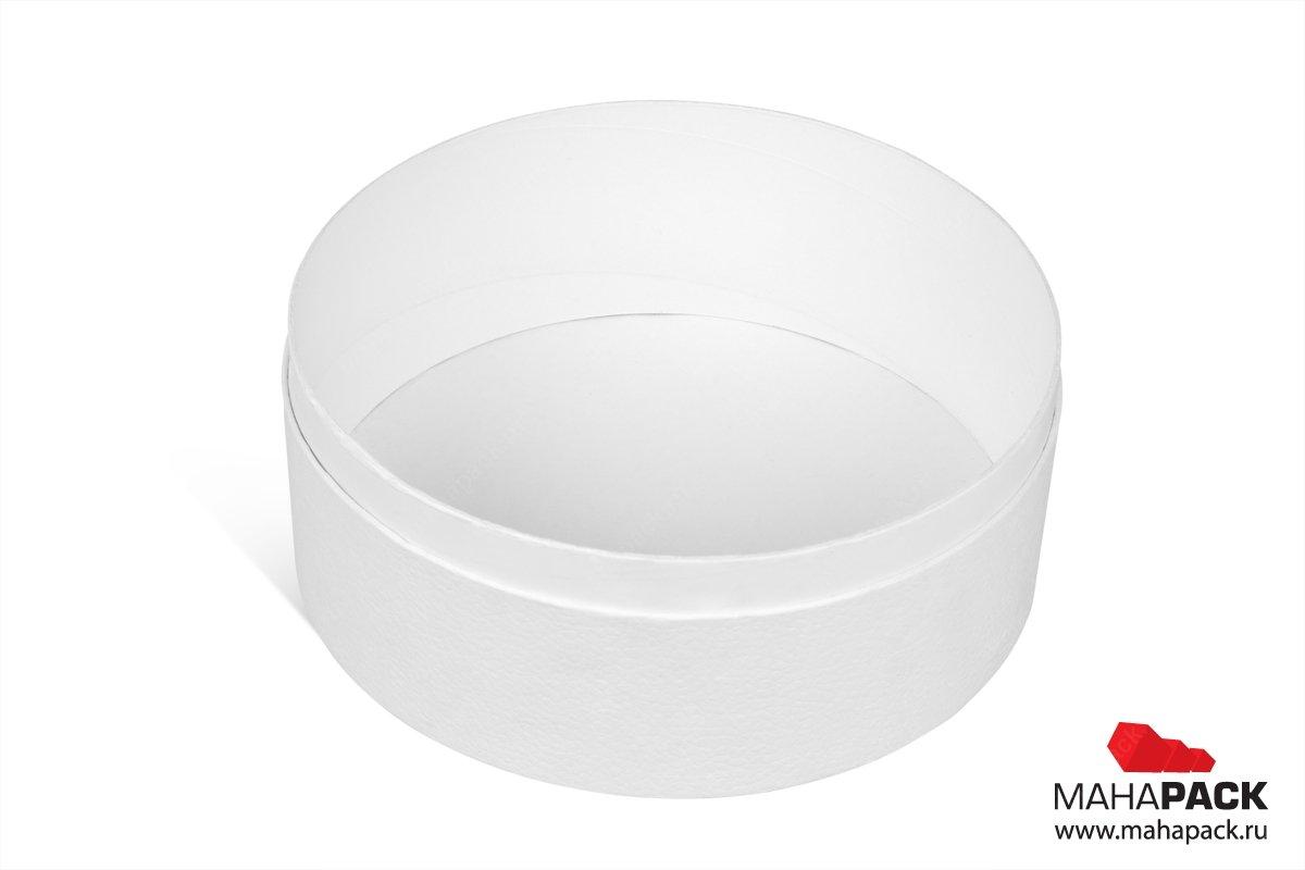 круглые коробки оптом без ложемента