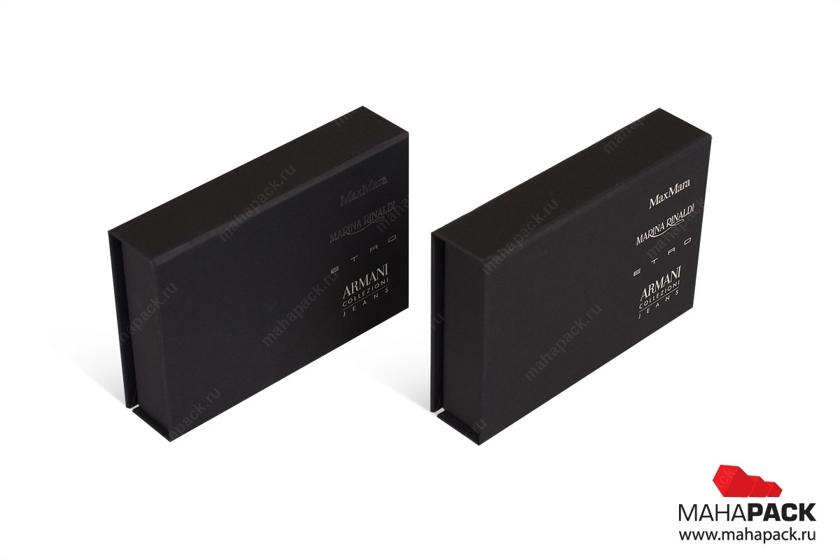 упаковка для подарочных карт премиум