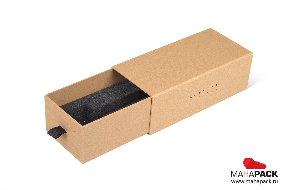 Коробка пенал для подарка