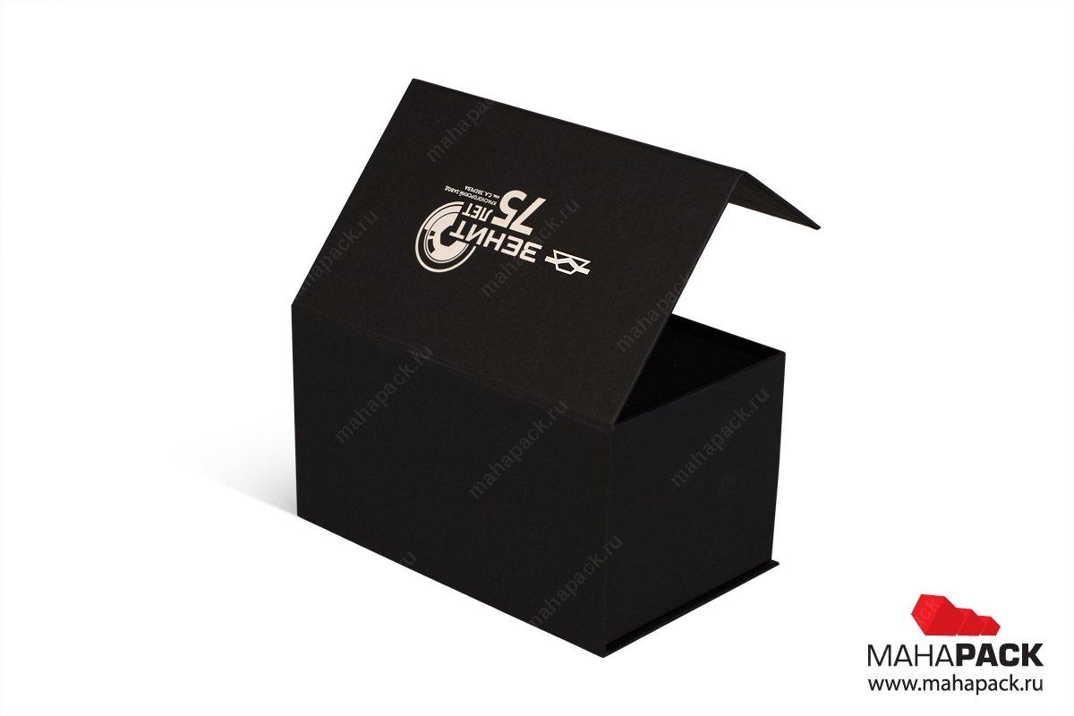 заказать упаковку с клапаном на магните