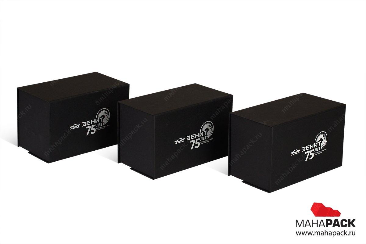 изготовление коробок с логотипом