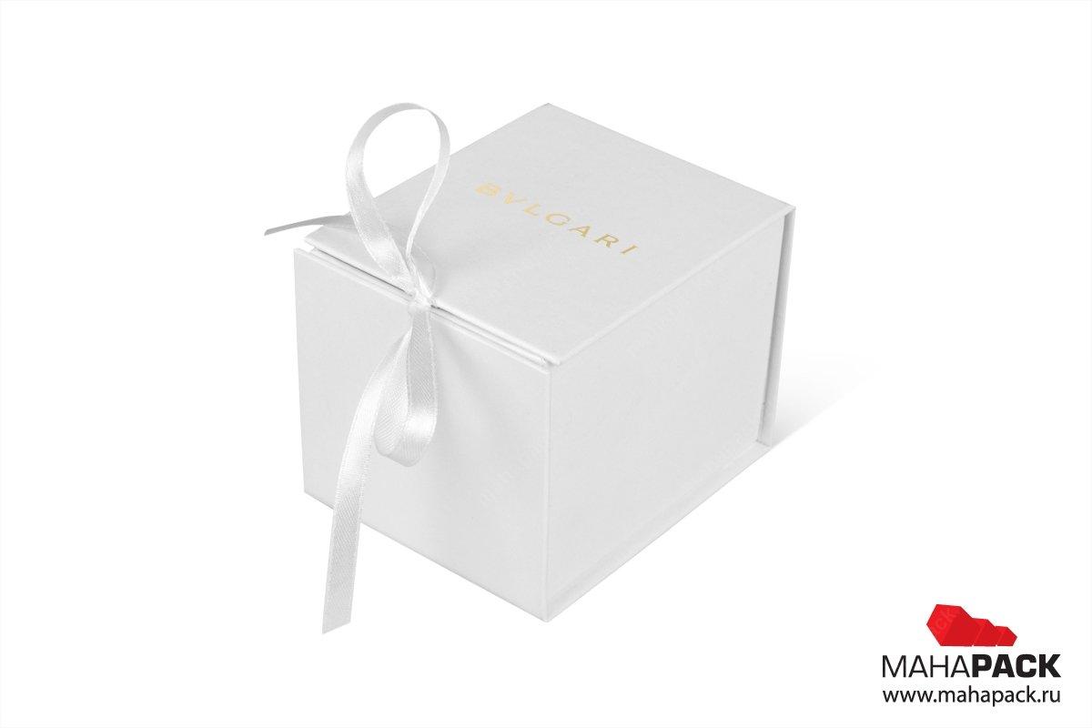 коробка-трансформер - подарочная ювелирная упаковка