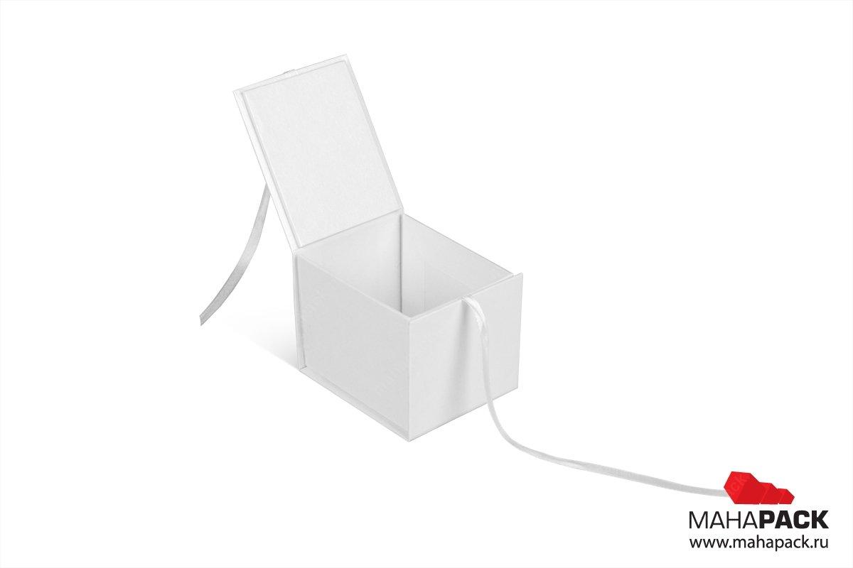 ювелирная упаковка с лентами