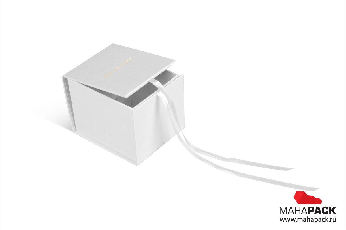 эксклюзивная ювелирная упаковка с лентами