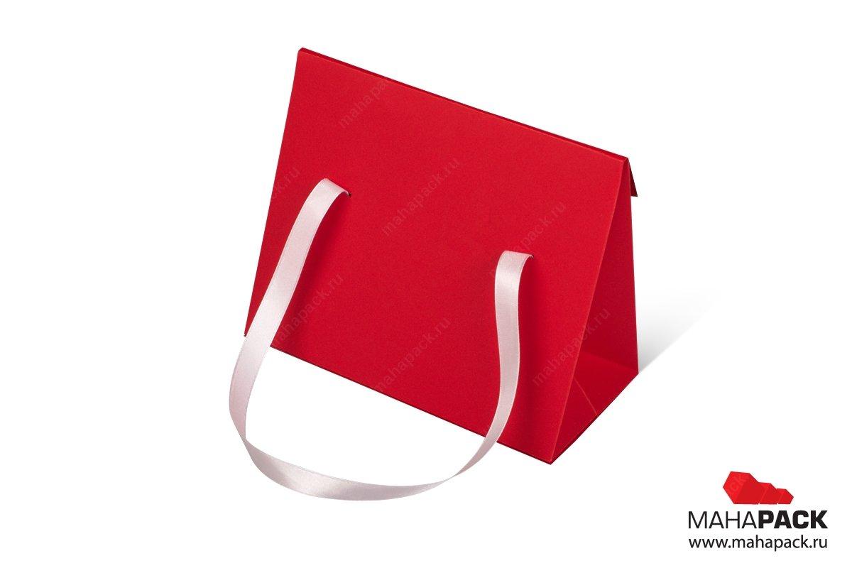 подарочная ювелирная упаковка в виде пакета