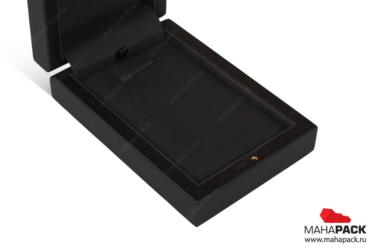 подарочная деревянная упаковка для ювелирных изделий