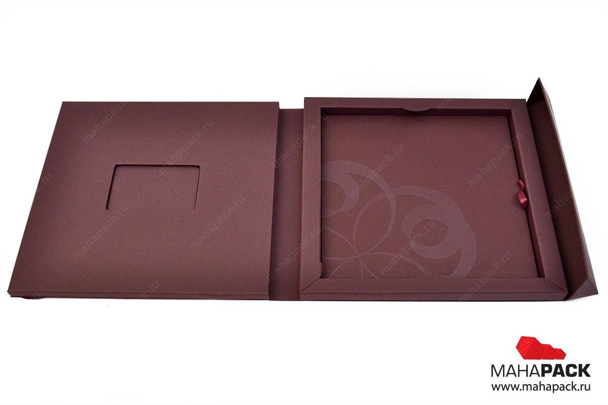 Эксклюзивная упаковка для пластиковых карт