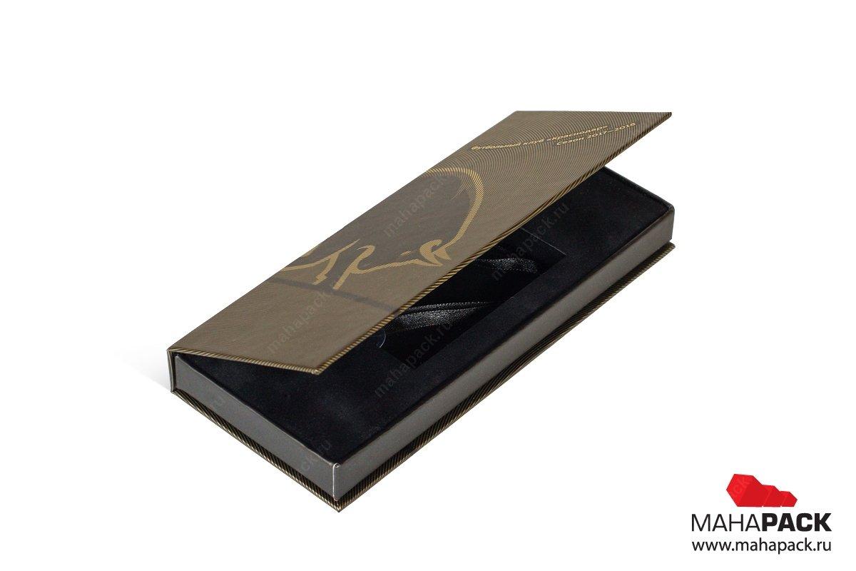 подарочная коробочка для банковских карточек большим тиражом
