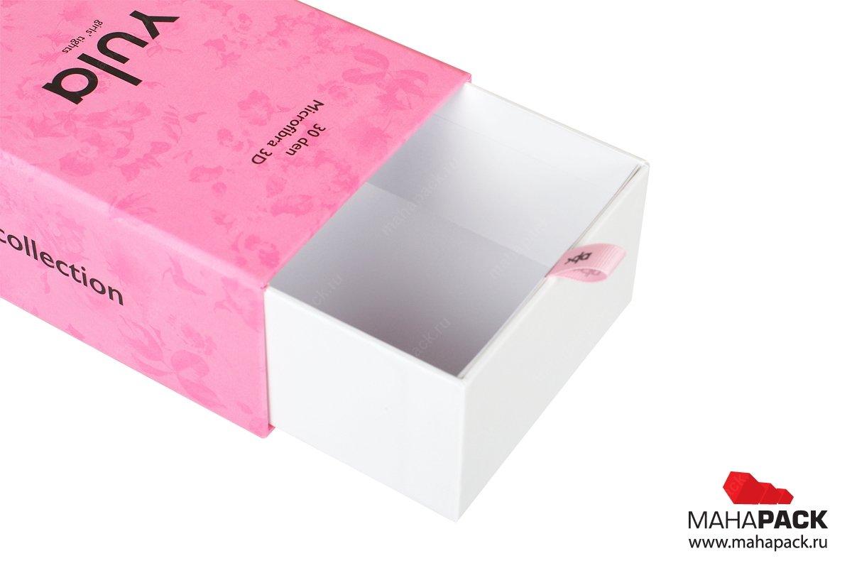 коробки под заказ для одежды