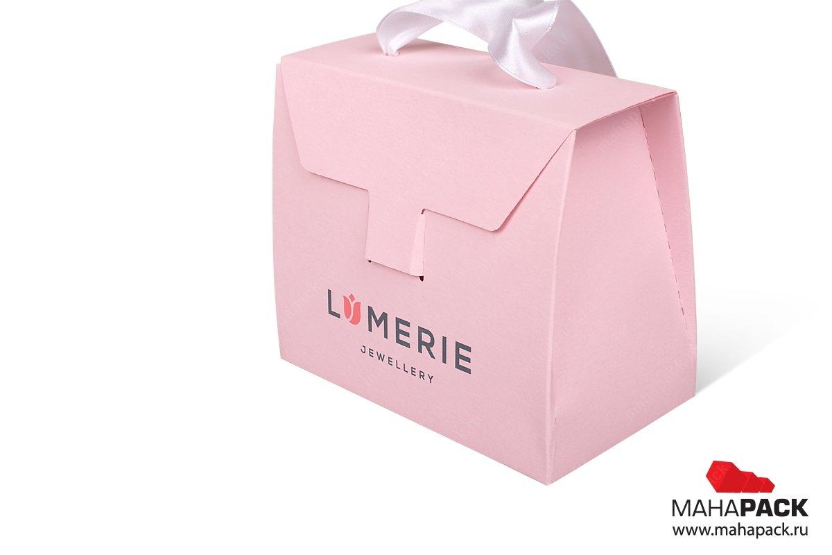 упаковка пакет для ювелирных изделий
